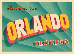 Virtual Orlando Social Crawl