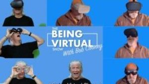 Bob chats with Charlie Fink about the future of work, virtual collaboration