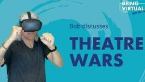 Theater Wars with Bob Cooney and Todd Maunsell