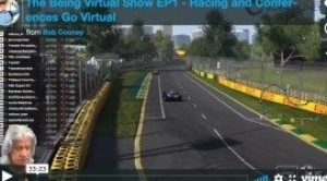The Being Virtual Show Racing and Conferences