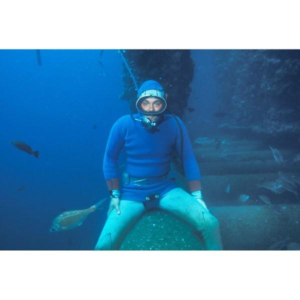 Bob Evans, Underwater Photographer, Marine Megatropolis Photographer