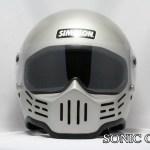 SIMPSON M30 ヘルメット クリアーシールド