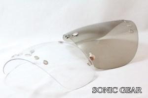 SONIC GEAR VISOR(ソニックギアバイザー)