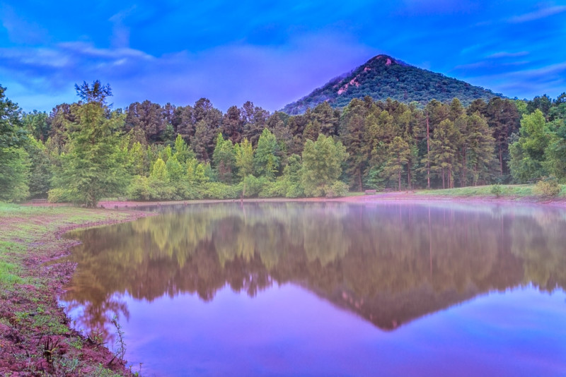 10409. Pinnacle Mountain, Arkansas