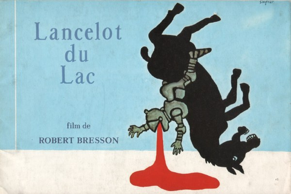 Image tirée du dossier de presse original, par Savignac (1974)