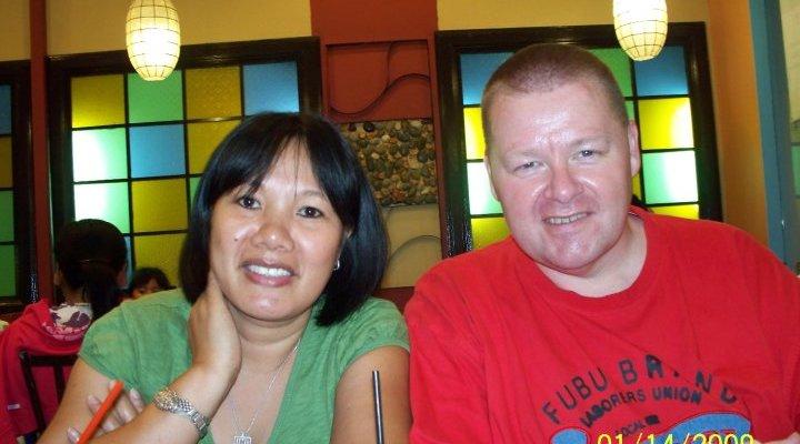 Bob & Feyma at SM Davao