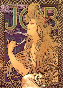dallas-museum-Alphonse_Mucha_-_Job-214x300