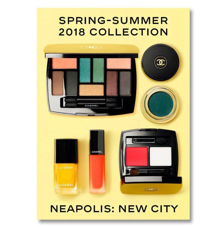 Chanel Neapolis New City