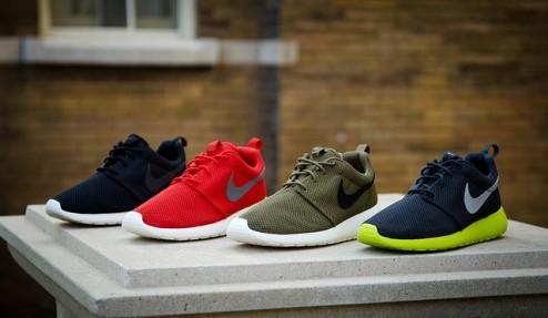 scarpe nike colori fluorescenti