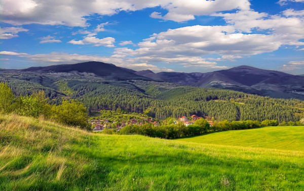 bulgaria landscape
