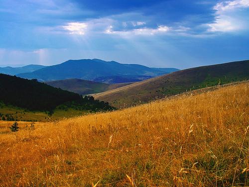 serbia nature