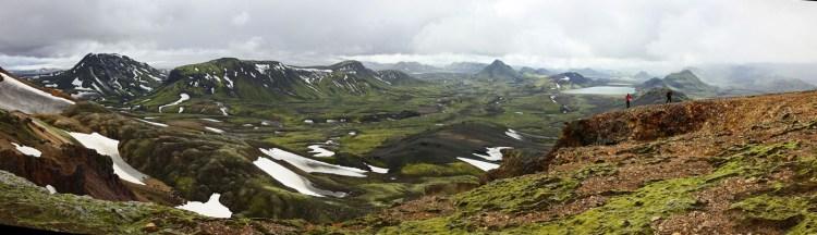 Trekking Islanda