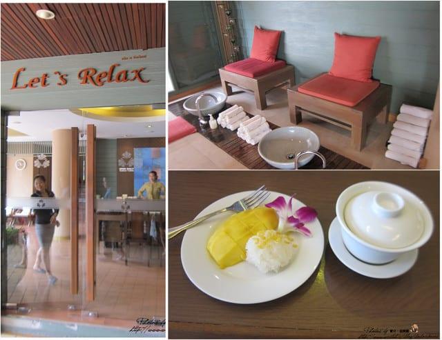 [2013-泰國-清邁]Day2-1  Let's Relax!!到泰國不能錯過的按摩 Spa–