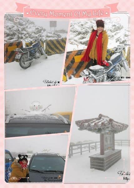 【合歡山賞雪】不用出國,台灣也有漂亮雪景!