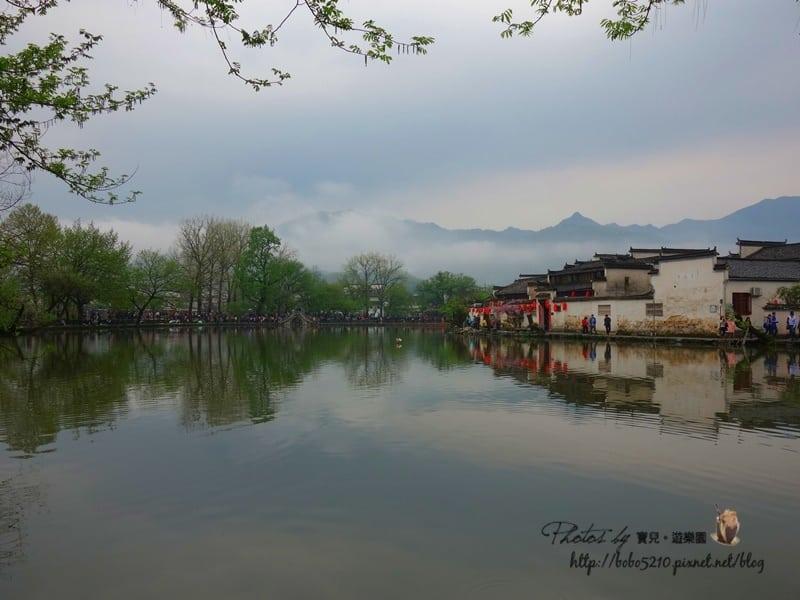 中國安徽古鎮・宏村古鎮|一生癡絕處,無夢到徽州。