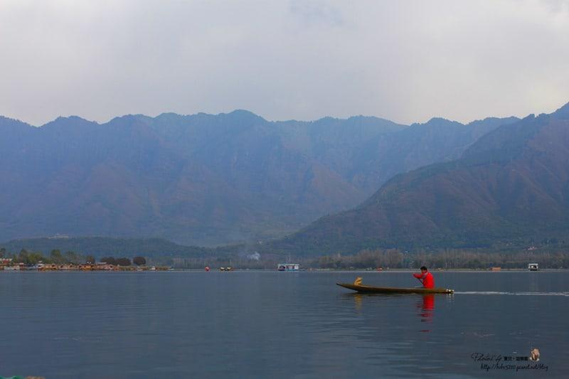 【印度-喀什米爾 Kashmir 】Day8 斯里納加。達爾湖搭船遊湖,看喀什米爾的美麗與哀愁。