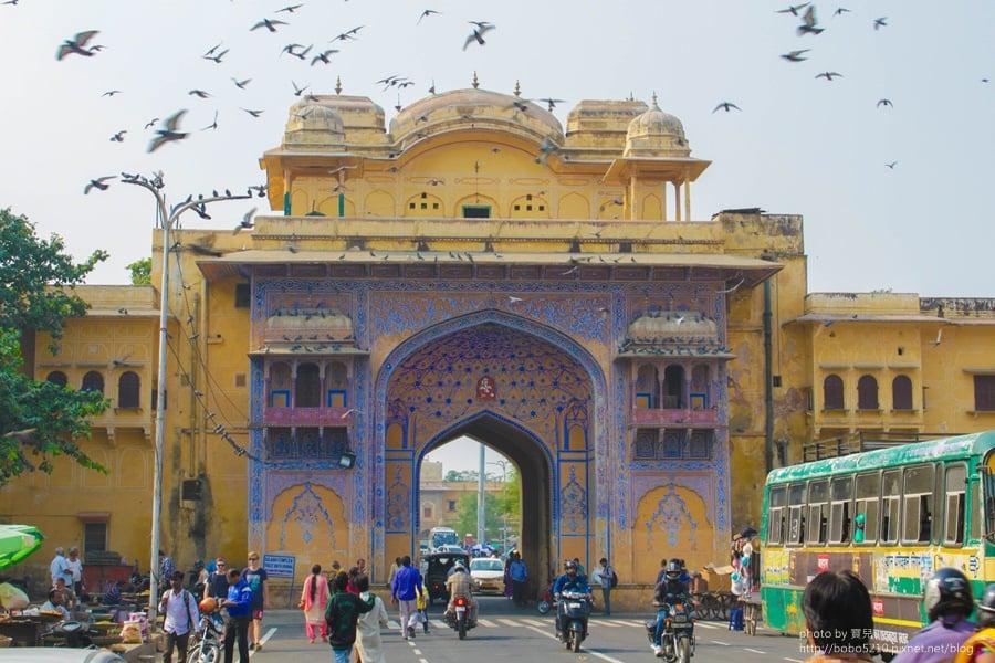 【印度】Day20-2 拉賈斯坦邦,齋浦爾JAIPUR(中)。皇家天文台&虎堡,俯瞰粉紅之城最美的風景。