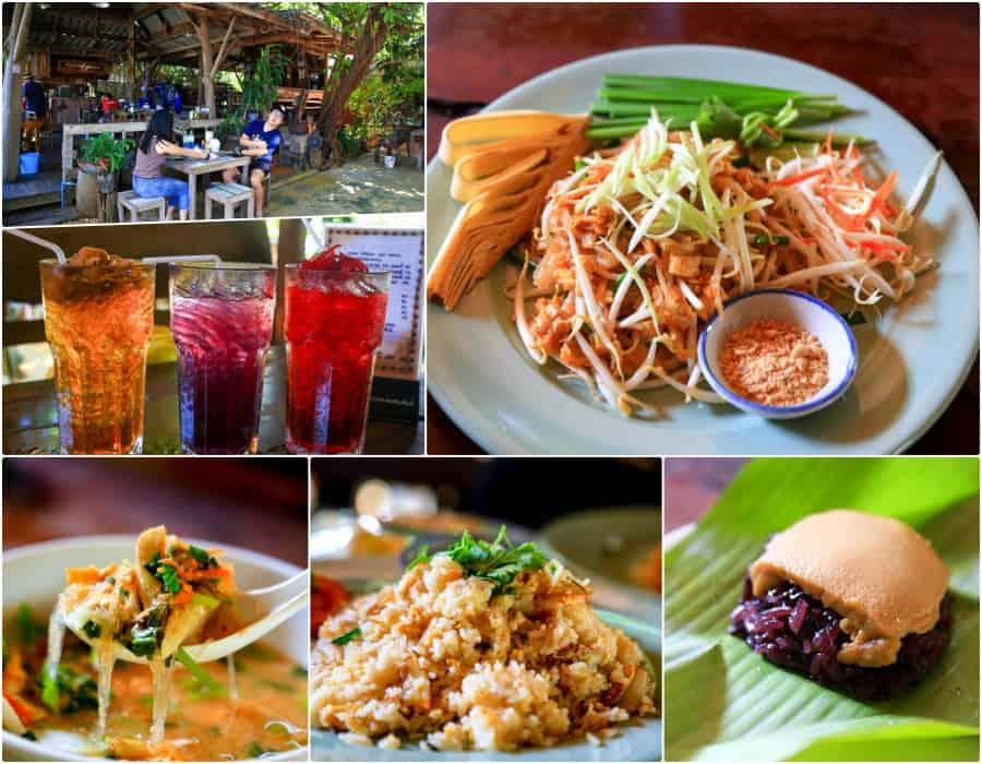 【華欣美食 道地小吃 Krua Peakmai】在地人帶路,便宜又好吃的泰式炒粉(Phat Thai)在這裡!