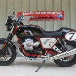 2012 Moto Guzzi V7 Racer Bob S Bmw Motorcycles