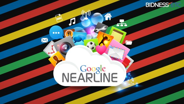 google-nearline-cloud-storage
