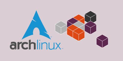 SNAP în Arch Linux