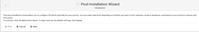 virtualmin-post-install-wizzard