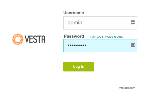 login_vestacp