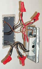 My baseboard setback thermostat installation