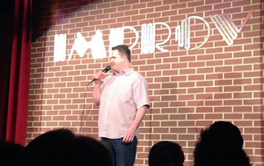 That One Time I Did Stand-Up Comedy