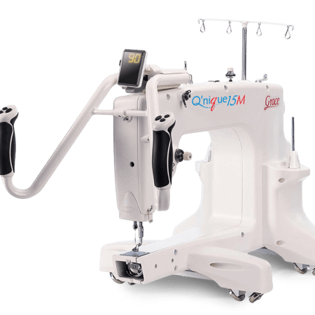 Grace & Co. Q'nique 15M Pro Quilting Machine