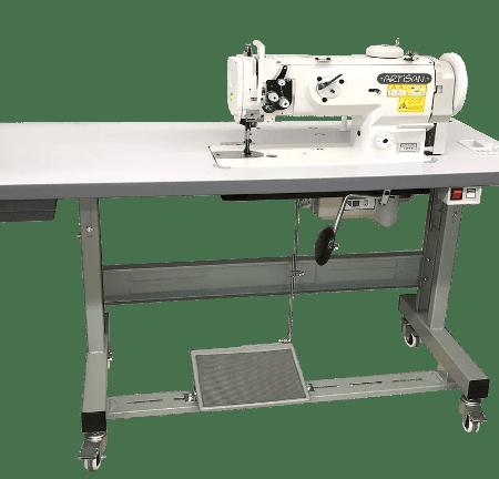 artisan sew flat bed walking foot machines