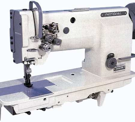 Artisan 4400 RB High Speed Compound Needle Lockstitch Sewing Machine