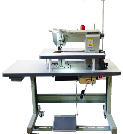 post bed and shoe stitching machines