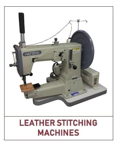 leather stitching machines