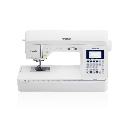 Brother Pacesetter PS500 Home Sewing & Embroidery Machine