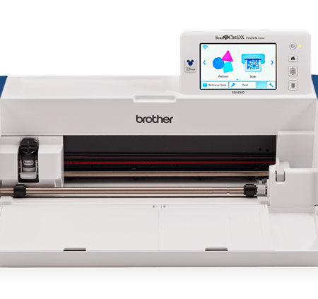 Brother SDX230D ScanNCut DX Innov-is