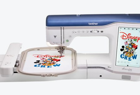 Brother Innov-is Stellaire XJ1 Sewing & Quilting Machine