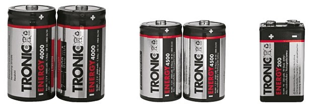 Tronic Ni Mh Rechargeable Batteries 163 2 99 At Lidl Bob S