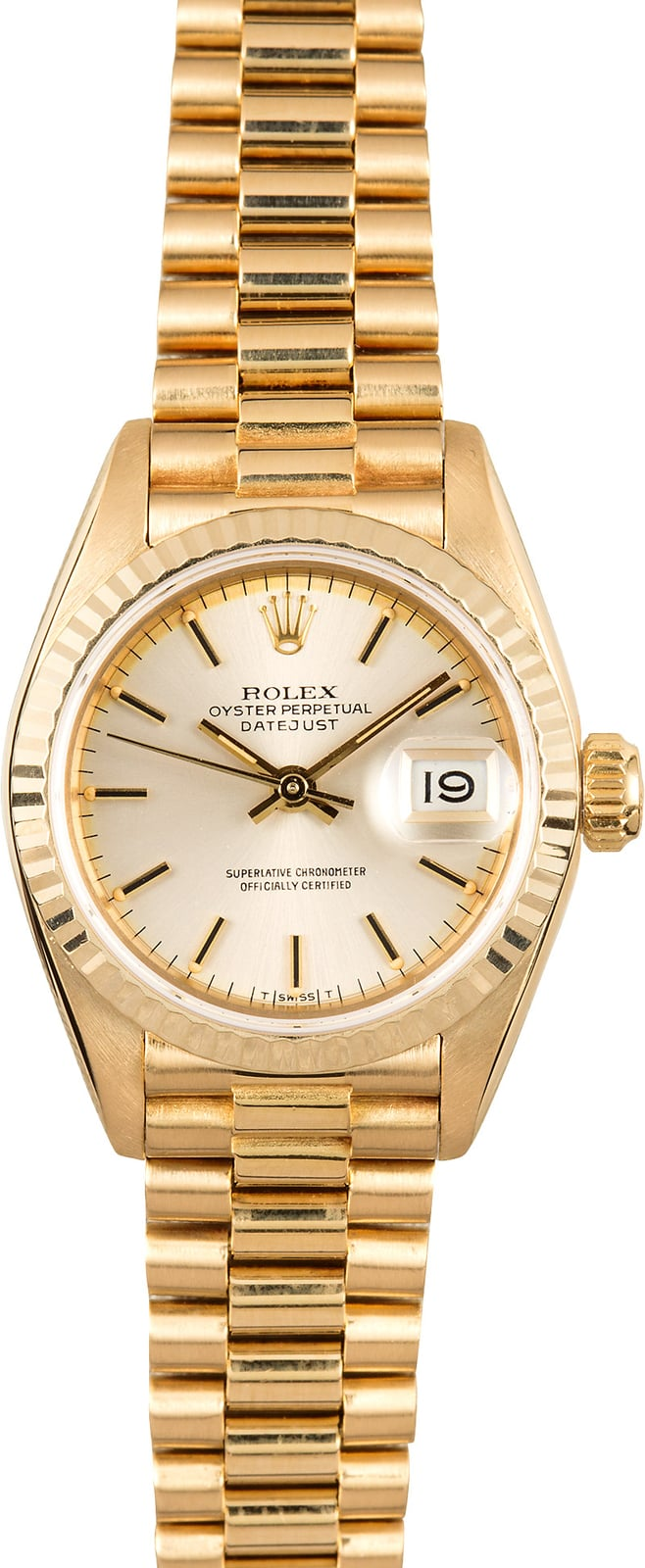 Rolex Presidential Lady Datejust 69178