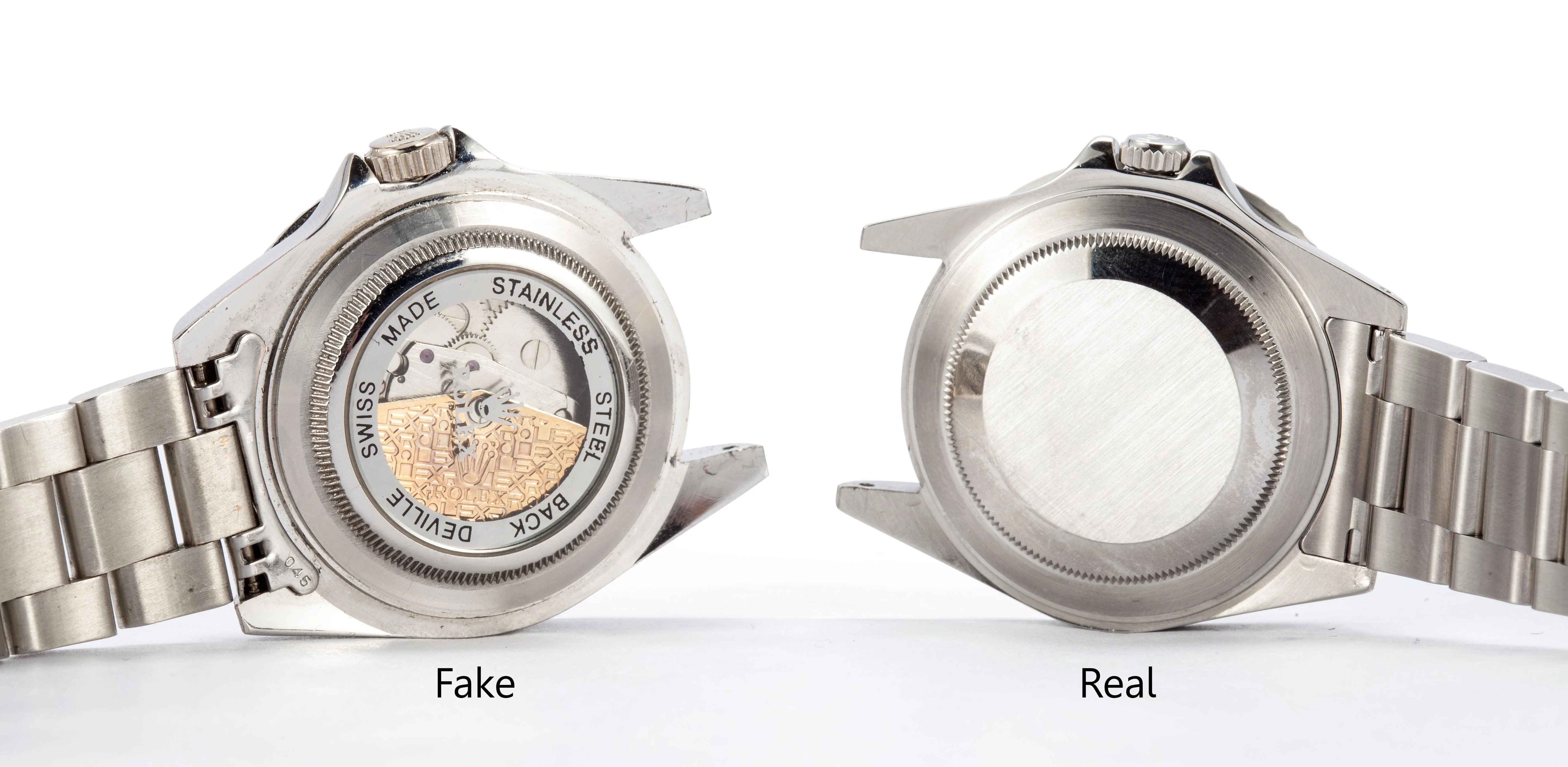 How To Spot A Fake Rolex The Official Guide