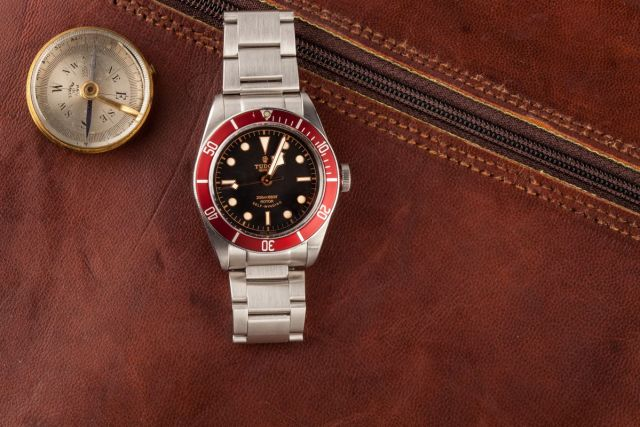 Best Watches Worn by Movie Stars Inside The Film Industry Tudor Black Bay