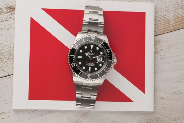 Are Rolex Watches Waterproof Sea-Dweller 43mm