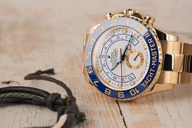 Rolex Yacht-Master Ultimate Buying Guide 18k Yellow Gold