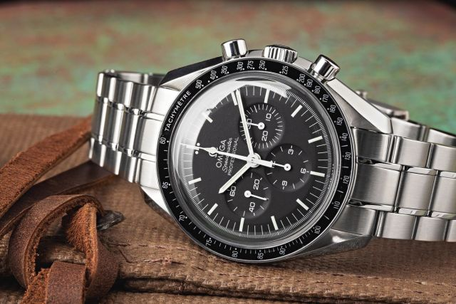 Omega Speedmaster Moonwatch Metal Bracelet