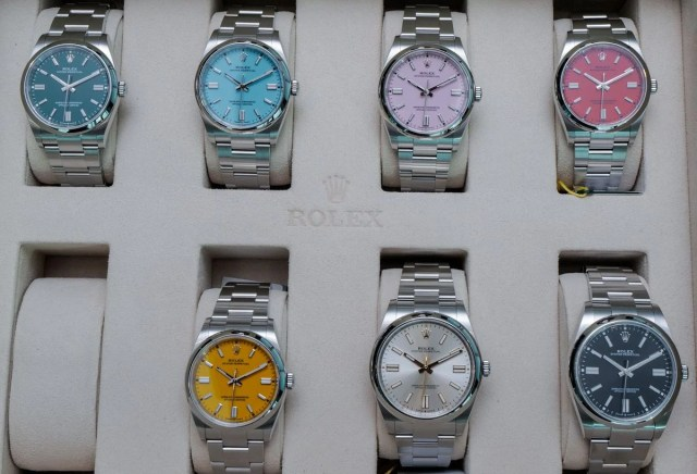 New Rolex Oyster Perpetual Watches 2020