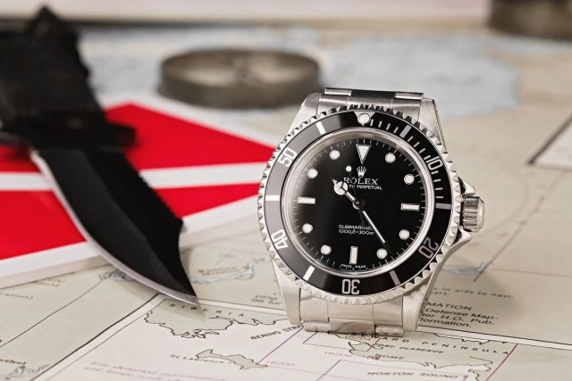 Rolex Submariner No-Date reference 14060