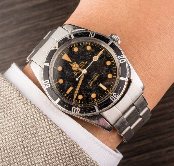 Rolex Submariner No-Date 6536