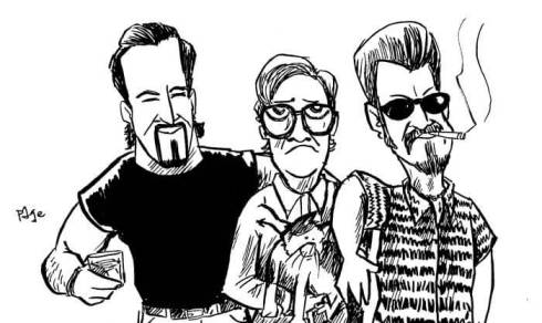 trailer park boys by frank page