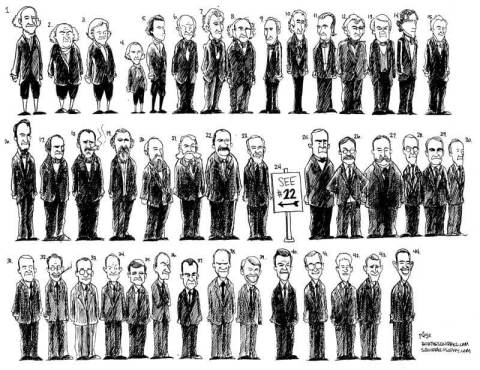 US Presidents by Frank Page