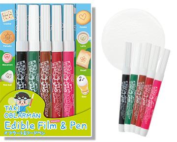 Edible Film & Pen